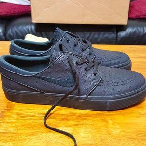 f4895a42c8 Nike Shoes | Sb Stefan Janoski L Ostrich Black 616490007 | Poshmark